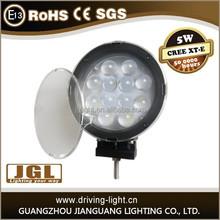 hot sale 45w 60w cob work light 9-32v led driving light guangzhou led headlight made in China alibaba car led