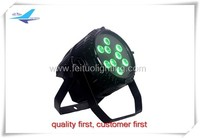 Free shipping (4 piece) Theater use 9x18w 6in1 ip65 plus wireless battery power led par 64