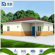 Custmozed steel structure low cost chinese prefabricated house