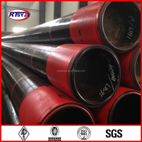 construction pipe/ API tube tube oil casing pipe n80-1 led manufacturer in china