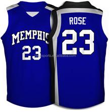 JIAEN custom basketball mesh jersey/cheap and high quality sublimation basketball sets