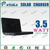 6000mah solar battery charger for mobile phone