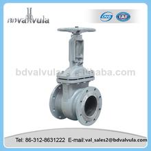 Good quality gost gate valve WCB stem gate valve