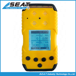 Recommended LCD Panel Portable Methane Gas Detector