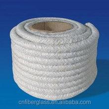 still hot sale ceramic fiber square braided rope