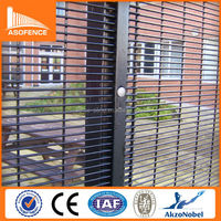 High security 358 cnti climb prison security fence prices