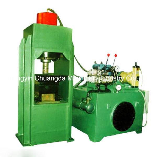 hydraulic briquette machine