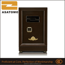 ASATOMO jewellery commercial bank cash in wall safes rustproof fashionable office documents drop safe box
