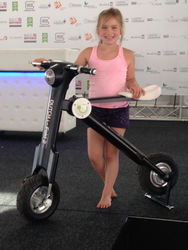 2014 new design used 50cc scooters for sale for sale with aluminium and Lithium battery 3 hours charging time