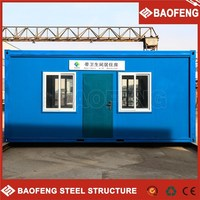 and sale practical use eps cement sandwich wall panel waterproof container house