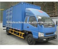 JMC 4x2 6 ton Lorry Truck of jmc light truck
