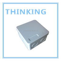high quality and popular electrical pvc 300*250*120 Waterproof Junction Box (Without Hole)