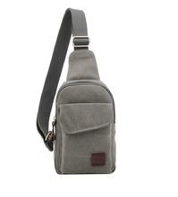 Custom waist bag/mini waist bag for ipad/canvas waist bag