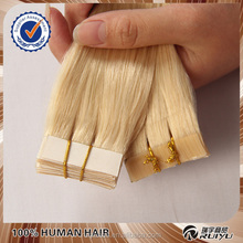 wholesale indian human hair, virgin indian remy hair, invisible tape hair extensions
