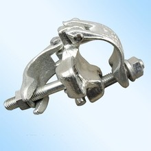 British jis casted iron galvanized right angle or 90 degree scaffold coupler