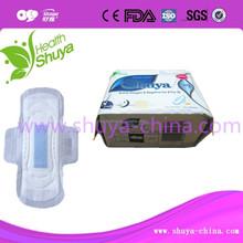tissue paper 240mm negative ion sanitary napkins