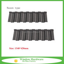 High Quality stone coated steel roofing tile