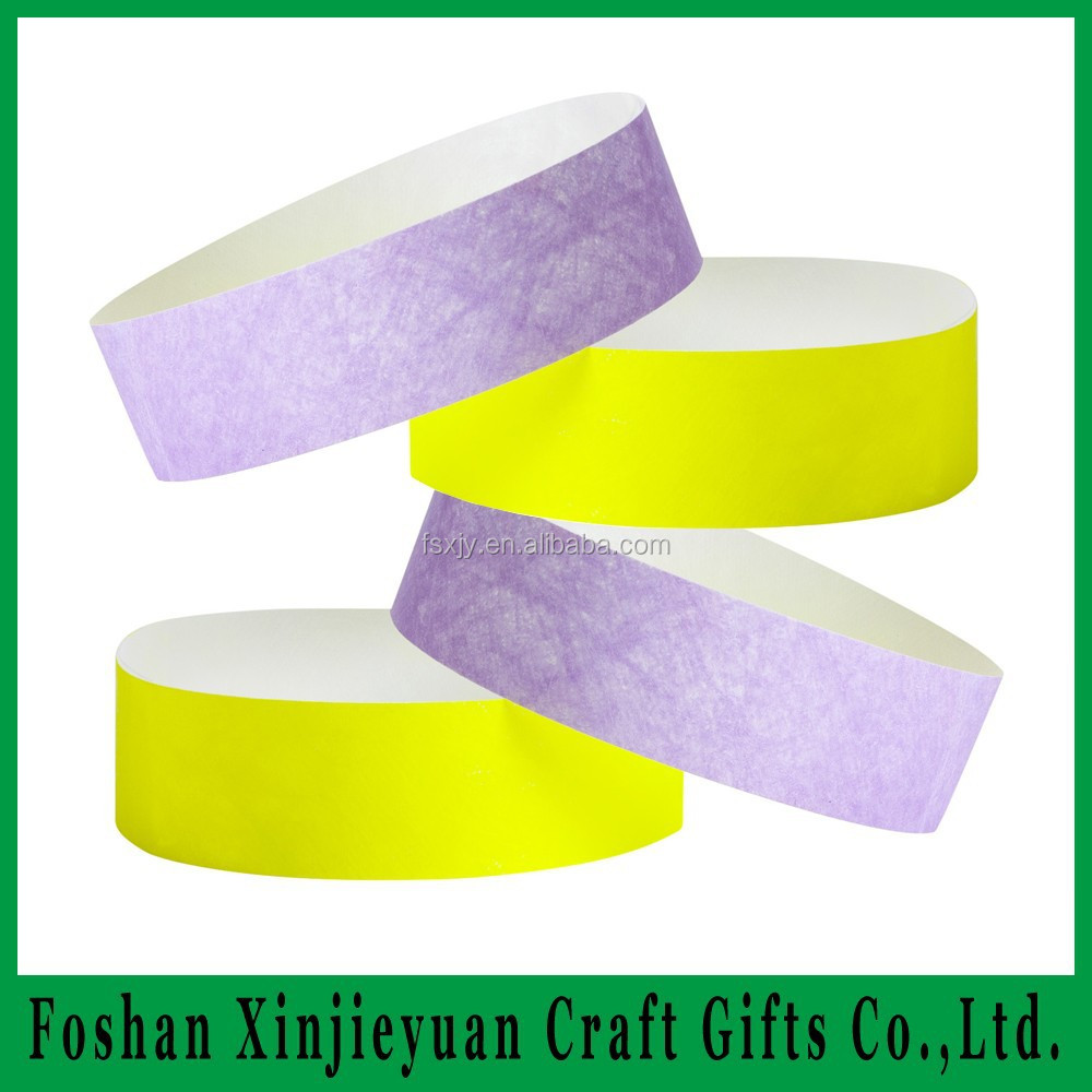Wristbands Supply Paper Wristbands 24 Hour Wristband turn