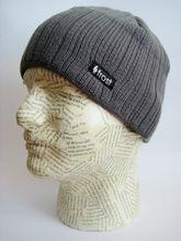 Frost Brand Man's Teen Boy Knit Skull Winter Beanie Ski Hat*Made in Poland*