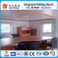 Weifang Henglida prefab apartment building container reefer camping