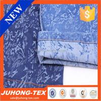 Fashion spandex cotton denim fabric fom china manufacturer