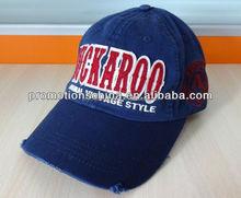 custom stone washed baseball cap high quality