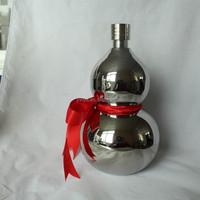 Stainless steel bottle gourd