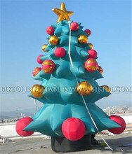 2015 NEW outdoor/indoor decoration inflatable christmas tree for sale C1029