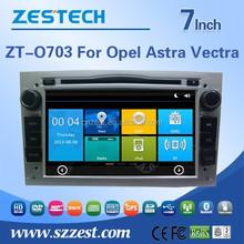 China factory car dvd player for Opel Astra car dvd car radio gps navigation