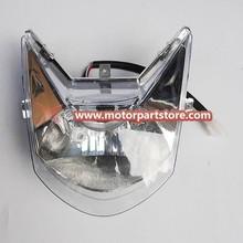 ATV Parts/ATV Small Flying Tiger head light for 110cc to 125cc ATV