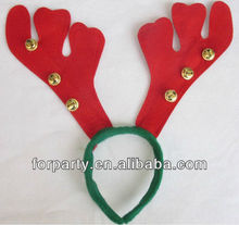 CAS-040 Popular christmas headband Antlers headband