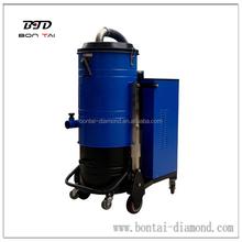 dry cleaning equipment/ industrial vacuum cleaner for concrete floor