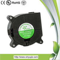 China 40mm mini small micro centrifugal car blower fan