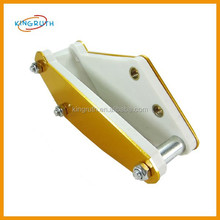 Yellow and White Hot sale brembo caliper cover fit for dirt bike motorcycle
