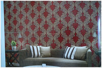 high quality decorative wallpaper provider in China