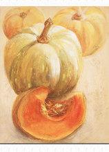 2014 hot sell pumpkins wood art prints, Mural canvas art, Art oil painting