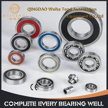 chrome steel machine parts bearing deep groove ball bearing 6319 series/ p6 Precision level use on electrical machine