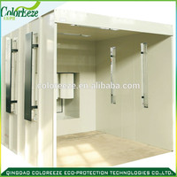 Alibaba Express Best Selling Products Wire Mesh Fence Manual Powder Caoting Spray Booth
