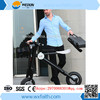 With white and black color 2015 mini new foldable electric scooter , two wheel electric scooter