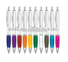 Best selling plastic promotional ball point pen