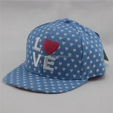 fashion OEM design popular brand cowboy children/kids sun visor caps