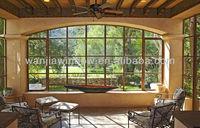 design of modern windows for sunroom used foshan factory