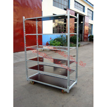 2014 hot sale Greenhouse Trolley ,Plant trolley,flowe display trolley,roll container, rool trolley,danish flower trolleyTC0902P