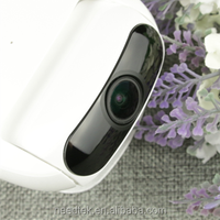 Indoor mini time lapse smart camera wifi full hd with ambarella a5s chip free app android ios system