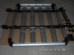made in china UNITY Car Roof Luggage Rack aluminum car roof rack for japanese used 4x4 auto parts