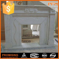 home used marble electric fireplace decorate