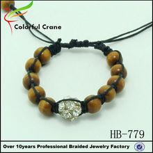 fornitore porcellana perline di legno braccialetto del rosario
