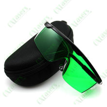 oxlasers red laser safety glasses IR laser safety glasses blue laser safety goggles with carrying case