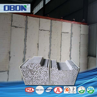 OBON soundproof brick of room partition walls with latest construction technology
