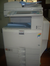 Office copie photocopy machine Ricoh MP5001 used copier